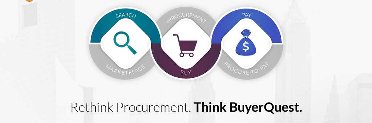 Frequently-Asked-Questions - Photo showing the Buyerquest procurement process.